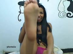 Webcam feet 3