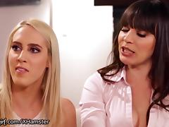 Evil Stepmoms Pussy Lick Daughters