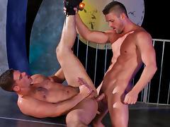 Ryan Rose & Derek Atlas in Magnums Video