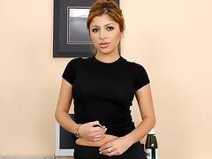 Sativa Rose & Herschel Savage & Randy Spears in Naughty Office