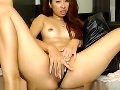 Horny Webcam record with Asian scenes