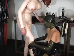 Rubber, Femdom, Latex, Mistress, Rubber, Slave