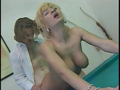 Eva and her Submissive Hubby Cuckold