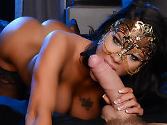 Peta Jensen & Danny D in Our Little Masquerade - Brazzers