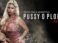 Abigail Mac & Bridgette B & Keiran Lee in Pussy O Plomo: Part 3 - Brazzers