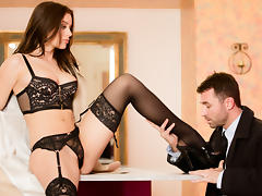 Lana Rhoades & James Deen in Imagine - EroticaX