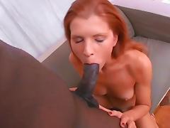 Beautiful Big Black Cock Babe 12