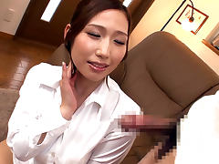 Ai Sayama in Ai Sayama Swallows The Load - EritoAvStars