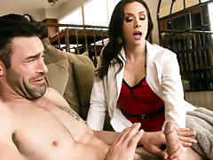 Chanel Preston & Charles Dera in Hard Call - Brazzers
