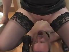 MILF PISS ON HER HUSBAND