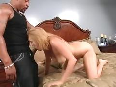 Fabulous MILFs video with Big Dick,Interracial scenes
