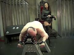 Jennifer Goddess punished on principle alone