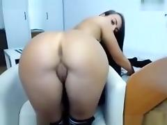 Crazy Webcam record with Anal, Ass scenes