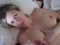 Maledom, Masturbation, Wife, Jizz, Maledom