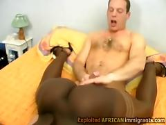 African, African, Amateur, Black, Ebony, French