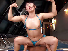 Kokoru Sakura in Kokoru: Japans's Strongest Clip 2 - TeensOfTokyo