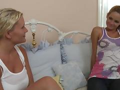 Prinzzess & Juliana Jolene in Field of Schemes #05, Scene #03
