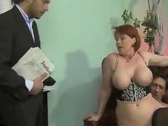 Fat Orgy, BBW, Chubby, Chunky, Fat, German