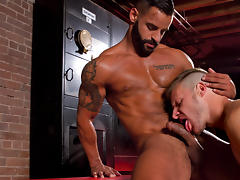 Crave XXX Video: Brian Bonds, David Benjamin