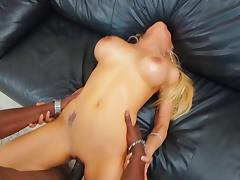 Top rated interracial porn with voluptuous Luna Star
