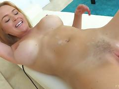 Missionary, Babe, Big Tits, Close Up, Couple, Cumshot