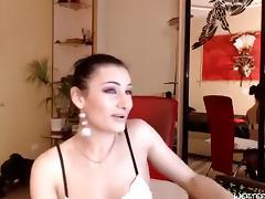 Record VIP-Show with vebmodelyu Aspasia