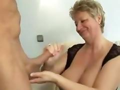 Old Lady, Big Tits, Boobs, Fucking, Granny, Hardcore