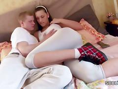 Teens is Boring so Bro Seduce her to Fuck her Anal