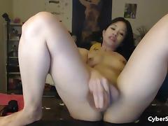 Asia Zo Amazing Asian Pornstar Show