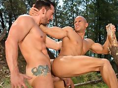 Jimmy Durano & Sean Zevran in Total Exposure 2 Video