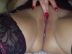 Wife masturbate with sextoys