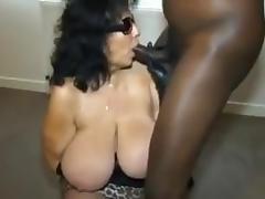 Whore granny huge boobs bukkake
