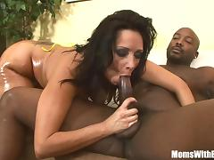 Big Ass MILF Vannah Sterling Riding And Fucking A BBC