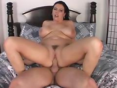 Incredible pornstar Angelica Sin in hottest big tits, facial porn clip