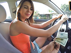 Cece Capella in One Mile At A Time - TeensLoveMoney