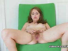 Nickey Huntsman in Masturbation Movie - AtkHairy