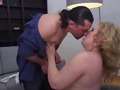 Hot mature fuck...