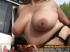 huge tits euro amateur Deborah