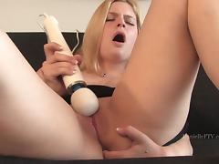 Boob Play & Masturbation Video - DanielleFtv