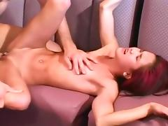 Petite Waitress Fucked By Customer