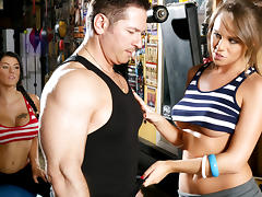 Alexis Adams, Karlo Karrera in Sex And Confidence,  Scene 1 - DigitalPlayground