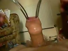 Sunday cumshot foreskin - part 1 of 2