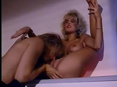 Melanie Moore & Sunset Thomas have Lesbian Sex