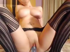 Big Tits, Amateur, Big Tits, Boobs, Brunette, Toys