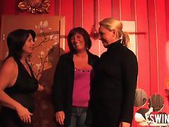 Alte lesbische Hausfrauen