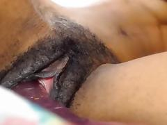 African, African, Amateur, Hairy