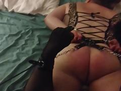Hog Tied wife