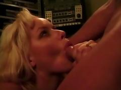 Fabulous pornstar Salina del Ray in hottest milfs, blonde adult clip