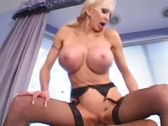 Incredible pornstar in hottest blonde, big tits sex movie
