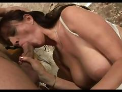 Mature Deepthroating whore